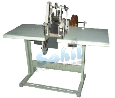 Non Woven Bag Loop Cutting Machine