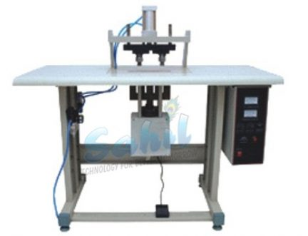 Manual Handle Attachment Machine (Double)