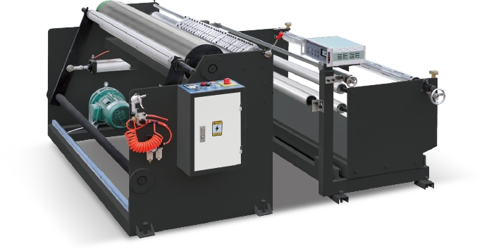 Non Woven Roll To Roll Slitting Machine