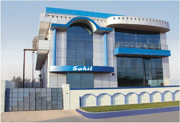 Sahil graphics office