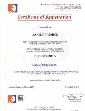 ISO-Certificate-Sahil-Graphics